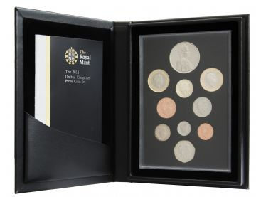 2012 Proof Set Collectors Edition